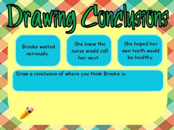 Drawing Conclusions Flipchart I