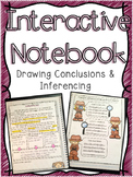 Drawing Conclusions Interactive Notebook