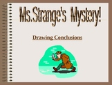 Drawing Conclusions Lesson Slides