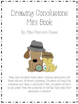 Drawing Conclusions Mini-Book