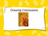 Drawing Conclusions PPT Lesson