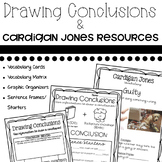 Drawing Conclusions: Paired with Journey's Cardigan Jones