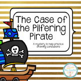 Drawing Conclusions: Pirates {The Case of the Pilfering Pirate}
