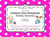 Drawing Conclusions Poster and Graphic Organizer Freebie!