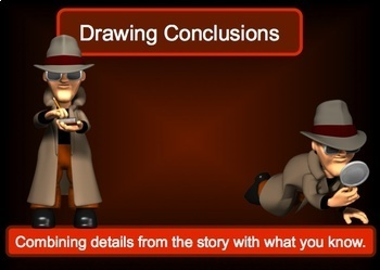 Drawing Conclusions PowerPoint and Interactive Quiz
