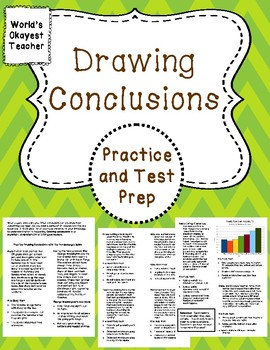 Drawing Conclusions: Practice and Test Prep