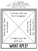 Drawing Conclusions Riddles- FREEBIE