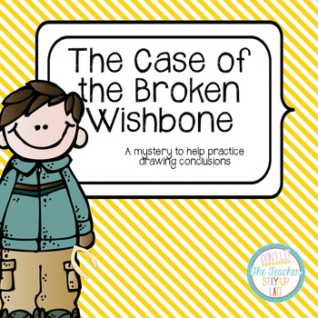 Drawing Conclusions: Thanksgiving {The Case of the Broken Wishbone}