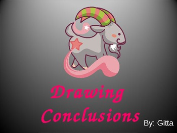 Drawing Conclusions - The Goat in the Rug Power Point
