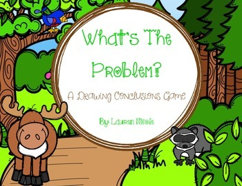 Drawing Conclusions- What's the Problem?