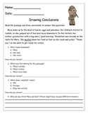 Drawing Conclusions Worksheet 1