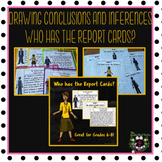 At Home Learning Drawing Conclusions and Inferences Game