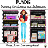 Drawing Conclusions and Inferences Bundle