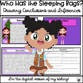 Drawing Conclusions and Inferences Game | Distance Learning