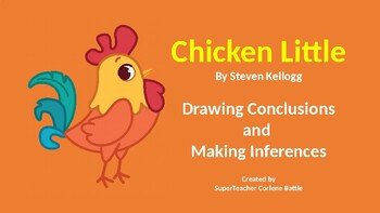 Drawing Conclusions and Inferencing Powerpoint Chicken Little
