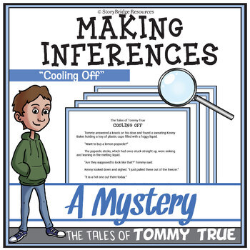 Drawing Conclusions and Making Inferences-A Mystery for Reading Comprehension