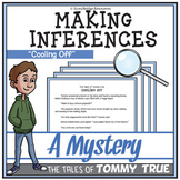 Drawing Conclusions & Making Inferences-A Mystery for Read