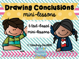 Drawing Conclusions mini-lesson pack