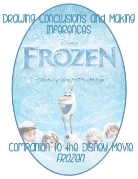 Drawing Conclusions with Disney's Frozen