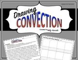 Drawing Convection - Heat Transfer Earth Science