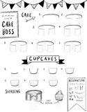 Wayne Thiebaud- Drawing Desserts