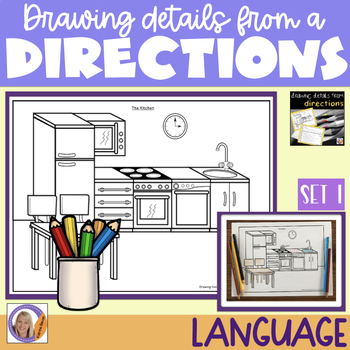 Auditory Memory: Drawing Details From Directions