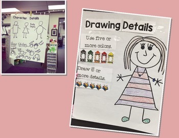 Drawing Details for Beginning Writers