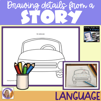 Auditory Memory: Drawing Details from a Story