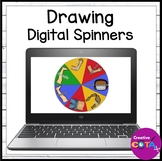 Drawing Digital Spinners For OT Telehealth and Distance Learning