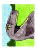 Drawing Dinos and Dragons