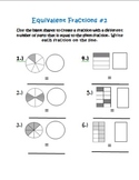 Drawing Equivalent Fractions 2
