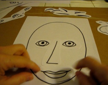 Drawing Expressions and Emotions Video