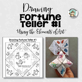 Drawing Game: Drawing Fortune Teller