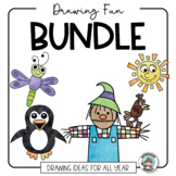 Drawing Fun All Year Long BUNDLE