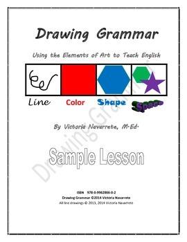 ESL Grammar - Drawing Grammar_Free Lesson on Articles