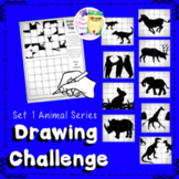 Directed Drawing Lesson Series 1 - Fun  Activity
