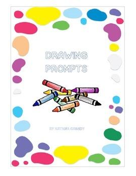 Drawing Idea Prompts