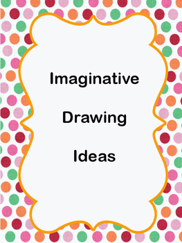 Drawing Imaginative Pictures