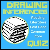 Drawing Inferences Assessment