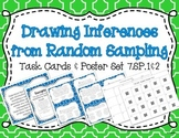 Drawing Inferences for Random Sampling Task Card and Poste