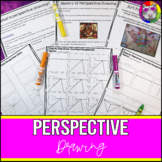 Perspective Drawing Art Lessons
