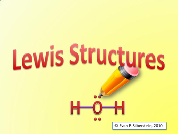 lewis structures teaching resources teachers pay teachers