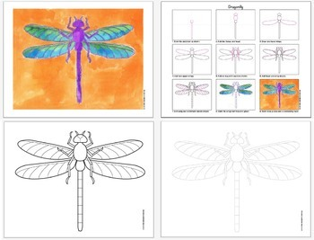 Drawing & Painting: Insects