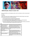 Drawing/ Painting Sketchbook Assignment: Album Cover Art