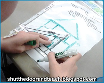 Drawing Parallel and Perpendicular Lines with Tools Project
