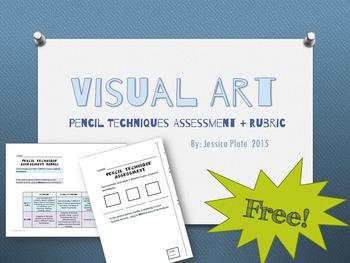 Drawing: Pencil Technique Assessment
