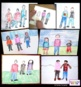 Art Lesson - Learn to Draw People - Drawing From Observations