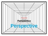 Teaching & Drawing Perspective in Art - PowerPoint Presentation