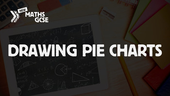 Drawing Pie Charts - Complete Lesson