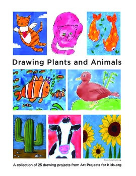 Drawing Plants and Animals
